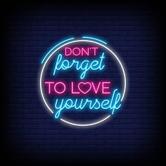 Discover thousands of Premium vectors available in AI and EPS formats Neon Sign Art, Led Neon Signs, Neon Wallpaper, Aesthetic Iphone Wallpaper, Neon Signs Quotes, Modern Quotes, Neon Words, Neon Design, Neon Aesthetic