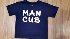 Check out this item in my Etsy shop https://www.etsy.com/listing/212741132/mama-bear-and-man-cub-t-shirt-set