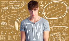 Finn Nelson by colorfulmangos on DeviantArt Nico Mirallegro, What Is Like, My Love, Tv Show Music, The Fault In Our Stars, Film Serie, To My Future Husband, Favorite Tv Shows, Movies And Tv Shows