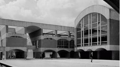 The University of Sussex Architect: Basil Spence