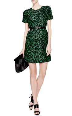 Printed Silk Dress by Marc Jacobs Now Available on Moda Operandi