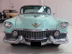 old cadillac cars | 1954 Cadillac Deville Classic New Car for Sale in United Arab Emirates.           That color❤️❤️❤️