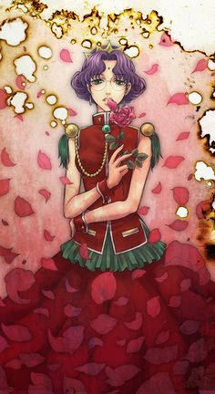 Anthy Himemiya, the Rose Bride.