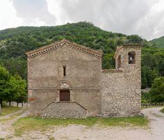 Chiesa di San Bartolomeo #terredelpiceno