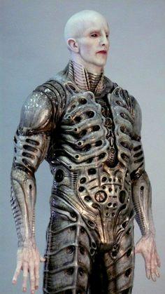 Prometheus: Engineer prosthetic by Creatures Inc. LTD