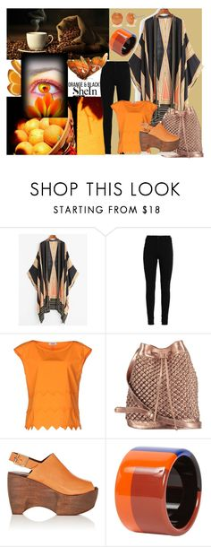 """""""SheIn"""" by elza-345 ❤ liked on Polyvore featuring Moschino Cheap & Chic, nooki design, Simon Miller, Hermès and Kate Spade"""