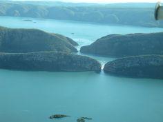 Horizontal Falls , Dampier Peninsula , WA , Aus