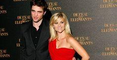 Pattinson está refugiado na casa de Reese Witherspoon, diz site