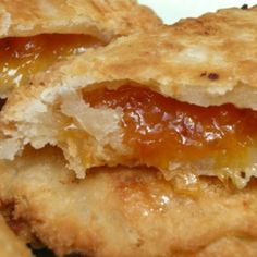 Lela's Fried peach pies