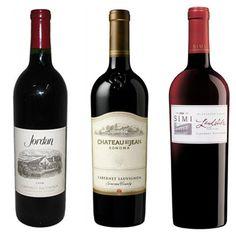 Drink This Now: Sonoma Cabernet Sauvignons - Saveur.com