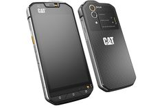 Cat S60 rugged flagship smartphone