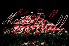 Bar design for a corporation at an event Catering, Buffet, Bar Signs, Vienna, Neon Signs, Romantic, Lights, Flowers, Design