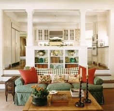 6 Prodigious Cool Tips: Living Room Remodel Before And After Pictures living room remodel ideas money.Living Room Remodel With Fireplace Basements livingroom remodel fixer upper.Living Room Remodel Before And After Awesome. Kitchen Family Rooms, Living Room Kitchen, Living Room Sofa, Living Rooms, Living Area, Small Basement Remodel, Basement Closet, Basement Storage, Basement Plans