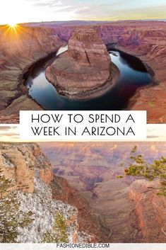holiday trip Plan your ultimate Arizona road trip itinerary with this guide which includes tips for planning and five different Arizona attractions. Road Trip En Arizona, Arizona Travel, Road Trip Usa, Cool Places To Visit, Places To Travel, Travel Destinations, Arizona Attractions, Visit Arizona, Winter Road