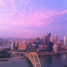 In this beautiful place right now and having a blast!!!! #lovepittsburgh