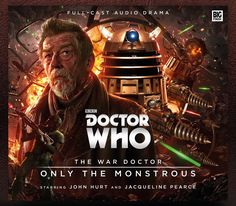 John Hurt will reprise the War Doctor in new Doctor Who audio series