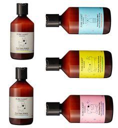 Natural Organic Dog Shampoo Pure Light Botanics