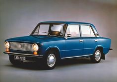 #Lada 1200 (21013) '1971–82