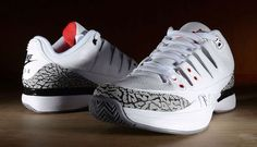 new styles 1566f 0ea79 Two sports are set to collide with the release of the Nike Zoom Vapor 9  Tour Air Jordan