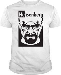 The breaking bad's heisenberg.
