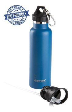 Ultimate Hydration! Keep your water cold for up to 24 hours and your hot tea hot for up to 12 hours.
