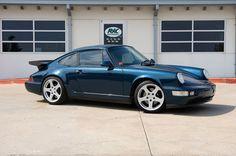 1991 Porsche 911 RUF RCT Conversion