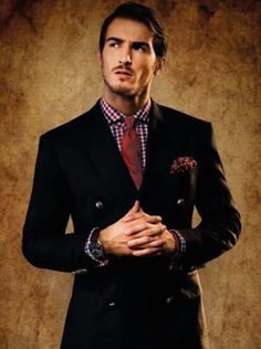 Texture, Details, & Patterns are three words that should be in every man's vocab when assembling one's ensemble.