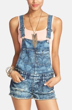 Loving overalls this summer