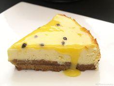 Cheesecake de maracuyá - MisThermorecetas.com