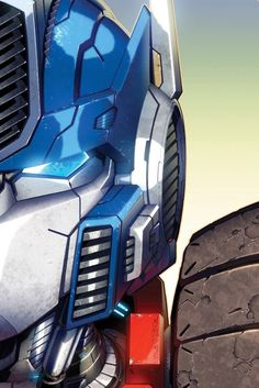 Optimus Prime/imagen de google