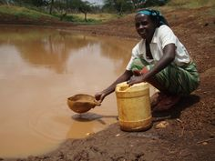 Help provide clean drinking water for those in African communities!