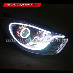 Hyundai Projector Headlights have wonderful output, it is compatible to any road and weather condition. These car headlights are must have for all Hyundai users. Projector Headlights, Car Headlights, Weather Conditions
