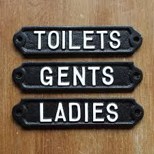 vintage industrial signs - Google Search