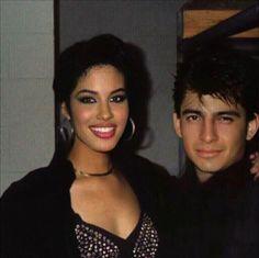 "567 Likes, 9 Comments - Selena Quintanilla (@selenas.quintanilla) on Instagram: ""Selena & Pete. Early 90's."""