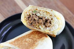 How to Make a Quesarito Recipe on Yummly