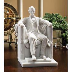 ABRAHAM LINCOLN MEMORIAL – Chrisymas.com - Holiday Spending Sprees Made Easy!