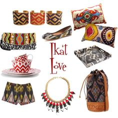 """Ikat Love ~ Zuniga Interiors"""
