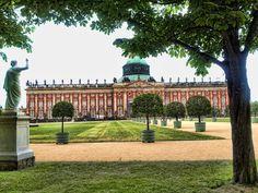 Postdam. New Palace  © Akistoy Aki