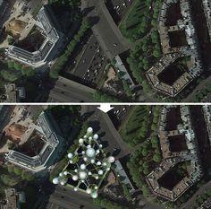 Galería de 'Planning Korea' propone vacíos urbanos pensando en el futuro de…