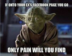 Funny pictures about Actual Advice Yoda. Oh, and cool pics about Actual Advice Yoda. Also, Actual Advice Yoda. Crazy Ex Girlfriend Meme, Crazy Ex Girlfriends, Funny Images, Funny Pictures, Yoda Pictures, Yoda Quotes, Life Quotes, Dating Quotes, Memes In Real Life