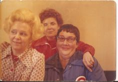"""Now who wouldn't remember the famed cashier extraordinaire Lorraine Grazier, or Wrigley Field supervisor Jesse Berg? I don't really remember Pat Joyce, but she was there this day in 1975 to share the spotlight with two """"legends""""."""