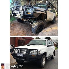 "335 Likes, 1 Comments - Aus 4x4 Sales (@aus4x4sales) on Instagram: ""Regranned from @bennyboy095 -  Flash back Friday 📸 #nissan #patrol #y61 #stock #4x4 #15months…"""