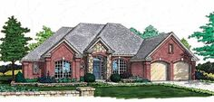 Eplans New American House Plan - For Today's Family - 2061 Square Feet and 3 Bedrooms(s) from Eplans - House Plan Code HWEPL02047