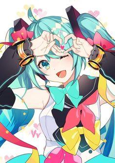 Moe Anime, Kawaii Anime Girl, Anime Art, Anime Girls, Asuna, Hatsune Miku, Manga Pictures, Cute Pictures, Hokusai