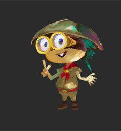 #Splatoon #WiiU Para más información sobre #Videojuegos, Suscríbete a  nuestra página web: www.todosobrevideojuegos.com y Síguenos en Twitter: https://twitter.com/TS_Videojuegos