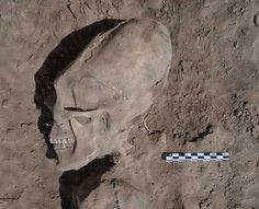 Archaeologists digging near Mexico's Sonora desert have discovered what appears to be the burial ground of an early Mesoamerican society, including signs of deformed skulls. Is it deformation or is this how these skulls were formed naturally?