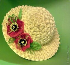 Master-class hat Paper Quilling Photo 1