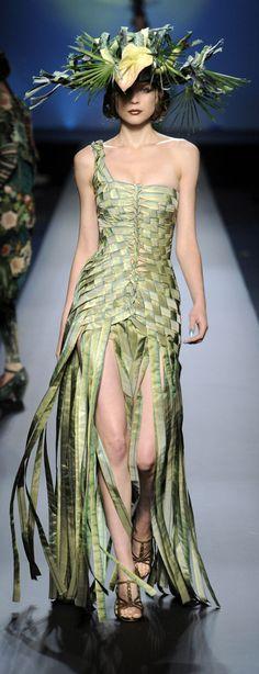 Jean Paul Gaultier 2010 Spring Haute Couture