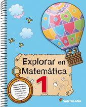 EXPLORAR EN MATEMÁTICA 1