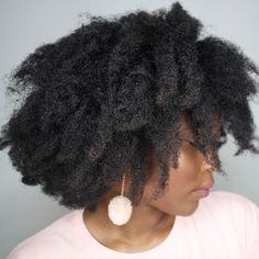 - KANDID KINKS (@kandidkinks)  Afro hair. Kinky hair. Pretty hair. Natural hair. Afro. Beautiful hair. Healthy hair.
